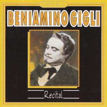 Beniamino Gigli - Recital [1932-1946]