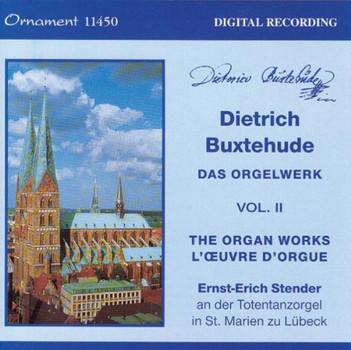 Ernst Erich Stender - Auf der Orgel