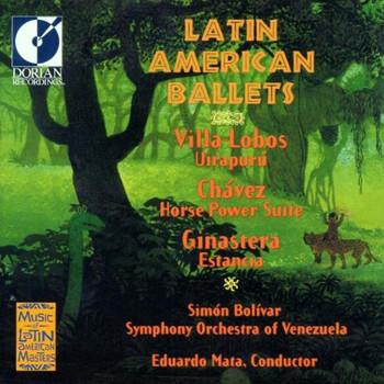 Eduardo Mata - Latein-Amerikanische Ballette