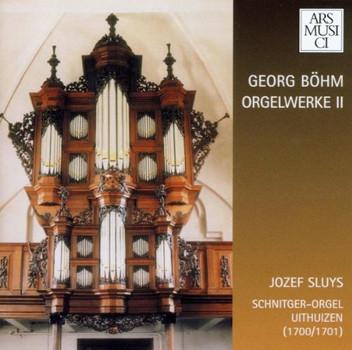 Jozef Sluys - Orgelwerke Vol. 2