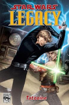 Star Wars Sonderband, Band 53: Legacy VII - Tatooine - John Ostrander