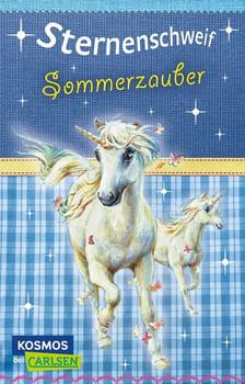 Sternenschweif 18: Sommerzauber - Linda Chapman  [Taschenbuch]