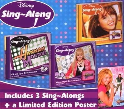 Hannah Montana Xmas Box Budget [Soundtrack]