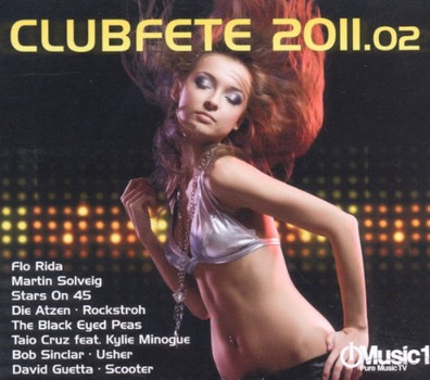 Various - Clubfete 2011.02 - 42 Club Dance & Partyhits