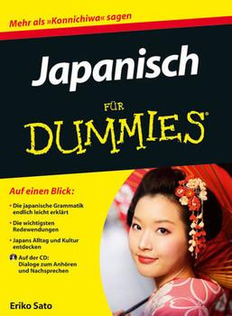 Japanisch für Dummies - Sato, Eriko