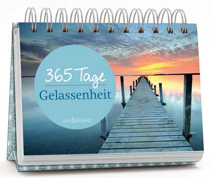 365 Tage Gelassenheit - kein Autor
