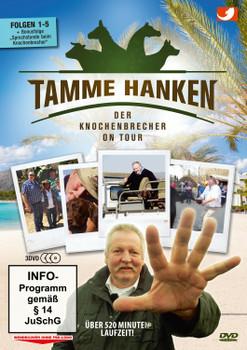 Tamme Hanken - Der Knochenbrecher on Tour, Folgen 01-05 (3 Discs)