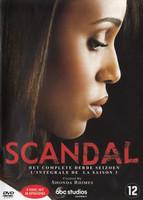 Scandal: Het Complete Derde Seizoen [6 DVDs, NL Import]