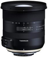 Tamron 10-24 mm F3.5-4.5 Di HLD VC II 77 mm Objetivo (Montura Canon EF) negro