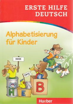 Erste Hilfe Deutsch: Alphabetisierung für Kinder [Broschiert]