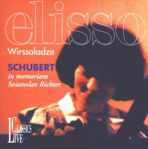 Elisso Wirssaladze - Wirssaladze spielt Schubert (in memoriam Svjatoslav Richter)