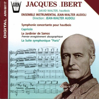 Jacques Ibert - SUITE SYMPH. PARIS / CAPRICCIO /