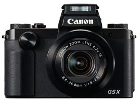 Canon PowerShot G5 X zwart