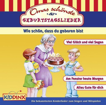 Various - Omas Schönste Geburtstagslieder