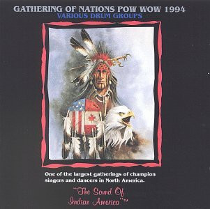 Gathering of Nations - Pow Wow 1994