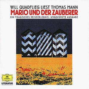Thomas Mann - Literatur - Mario und der Zauberer (Thomas Mann)