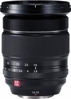 Fujifilm X 16-55 mm F2.8 LM R WR 77 mm Objetivo (Montura Fujifilm X) negro