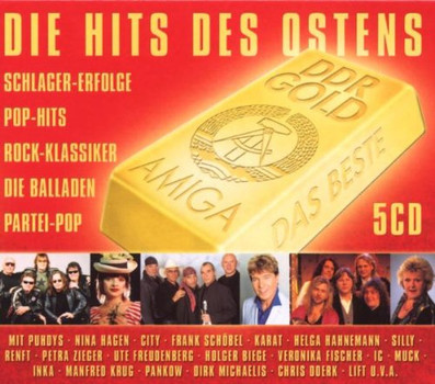Various - Ddr Gold-die Hits des Ostens