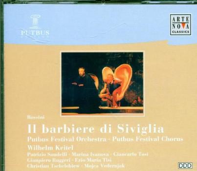 W. Keitel - Rossini: The Barber of Seville (Gesamtaufnahme(ital.))