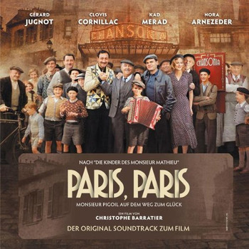 Paris,Paris [Soundtrack]