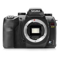 Sigma SD15 zwart