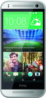 HTC One mini 2 16GB plata