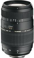 Tamron AF 70-300 mm F4.0-5.6 Di LD Macro 1:2 62 mm Objectif  (adapté à Nikon F) noir