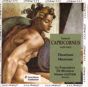 Martin & Parlement de Gester - Capricornus Theatrum Musicum
