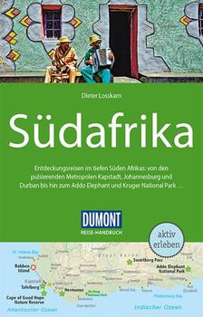 DuMont Reise-Handbuch Reiseführer Südafrika. mit Extra-Reisekarte - Dieter Losskarn  [Taschenbuch]