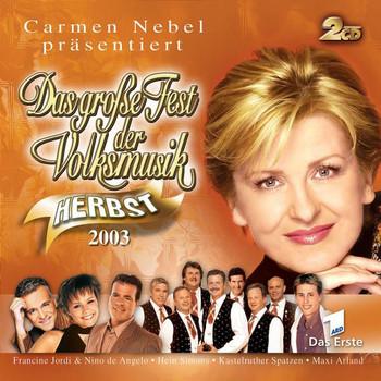 Various - Das Grosse Fest der Volksmusik