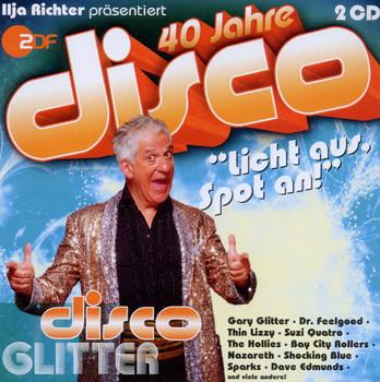 Various - 40 Jahre Disco: Disco Glitter