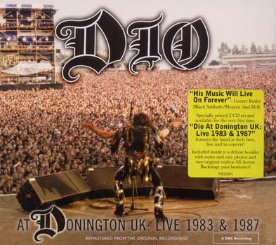 Dio - Dio at Donington UK: Live 1983 and 1987