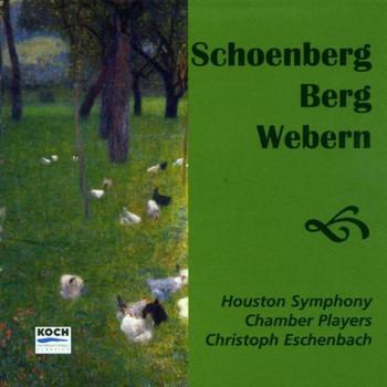 Eschenbach - Orchesterstücke von Schönberg, Berg, Webern