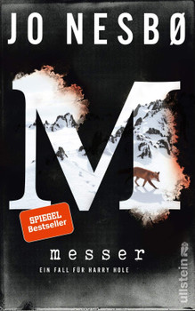 Messer. Kriminalroman - Jo Nesbø  [Gebundene Ausgabe]