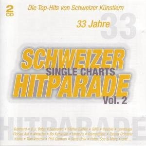 Div. Interpreten - 33 J.Schw.Single Charts Vol.2