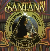 Santana - Live At The Rynearson Stadium,Ypsilanti Mi 25th Ma