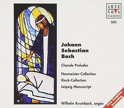 Wilhelm Krumbach - Choralvorspiele Vol. 1-3