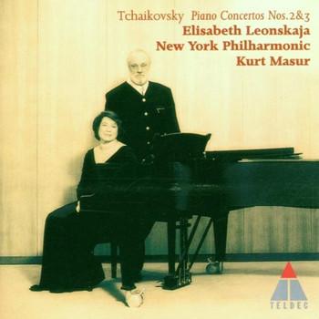 Leonskaja - Klavierkonzerte 2 und 3