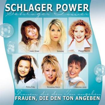 Various - Schlager Power-Frauen,die d