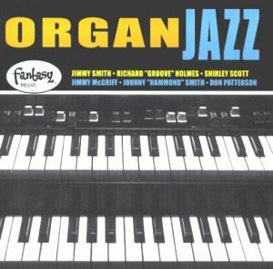 Various - Fantasy Pres.Organ Jazz