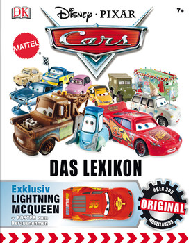 Disney Pixar CARS. Das Lexikon: Über 300 Original Modellautos Disney