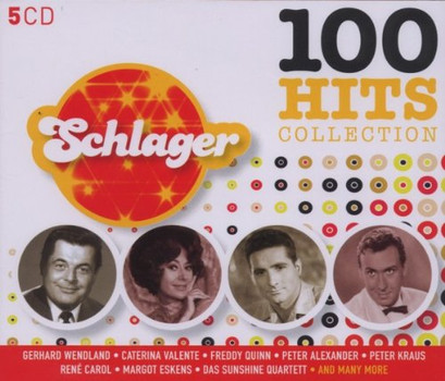 Various - 100 Hits Collection-Schlager