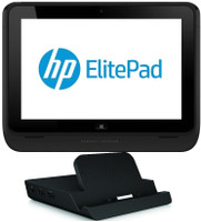 "HP ElitePad 900 10,1"" 32GB incl. dockingstation en expansion jacket [wifi + 3G] zilverzwart"