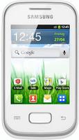Samsung S5300 Galaxy Pocket 3GB blanco
