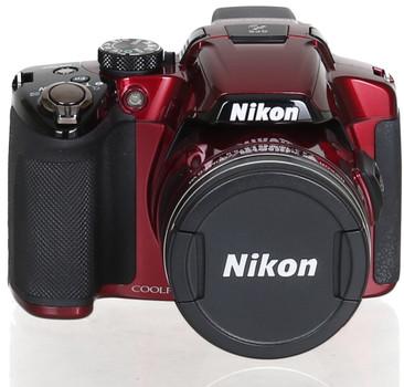 Nikon COOLPIX P510 rot