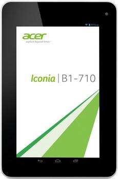 """Acer Iconia B1-710 7"""" 16GB SSD [wifi] blauw"""