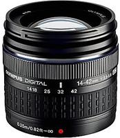 Olympus 14-42 mm F3.5-5.6 ED 58 mm filter (geschikt voor Four Thirds) zwart