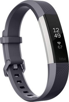 Fitbit Alta HR Pequeño azul gris