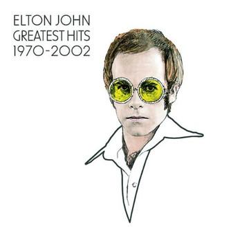 Elton John - Elton John Greatest Hits 1970 - 2002