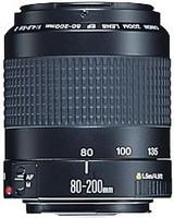Canon EF 80-200 mm F4.5-5.6 II 52 mm filter (geschikt voor Canon EF) zwart